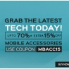 Mobile and Computer Accessories Upto 70% + Extra 15% Off From Askmebazaar
