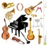 Musical Instruments Minimum 40% OFF on Violins, Flutes & Many More From Flipkart