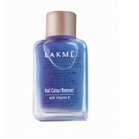 Lakme Nail Color Remover 27ml Rs.56 From Snapdeal
