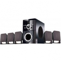 Flow Buzz Bluetooth 5.1 Multimedia Speaker Home Theater System Rs.2298 From Shopclues