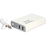 Smartmate SMP005 (Dual USB) Quick Power Bank 10400 mAh Rs.899 From Flipkart