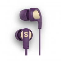 Skullcandy Smokin Buds 2.0 In Ear With Mic (Cream Purple) Rs.1299 From Amazon
