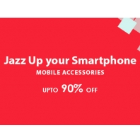 Upto 90% OFF on Mobile Accessories From Snapdeal