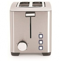 Chef Pro CPT543 Pop up Toaster Sleek Stainless Steel Frame Rs.1798 From Shopclues