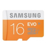 Samsung Evo 16GB 10 micro SDHC Card (Upto 48 Mbps speed) (MB-MP16D/IN) Rs..