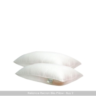Reliance Recron Pillows Rs.279 From Nearbuy