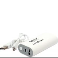 Smartmate SMP004 Quick Power Bank 5200 mAh Rs.599 From Flipkart App