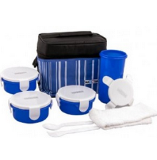 Nayasa Airtight Lunch Box Rs. 249 From SnapDeal.com