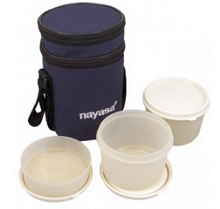 Nayasa Lunch Box Set Rs. 245 From PepperFry.com