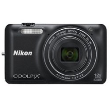 Nikon Coolpix S6600 Camera  + 4GB Card + Case Rs.8499 From Amazon.in