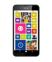 Nokia Lumia 638 Mobile Rs.5575 From Snapdeal.com