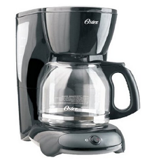 Oster 3302-049 12 Cup 900-Watt Coffee Maker Rs.999 From Amazon.in