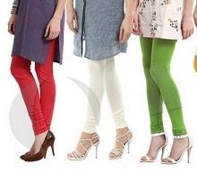 Pack Of 6 - Premium Cotton Leggings