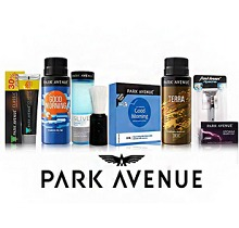 Park Avenue Luxury Grooming Kit 7 Pc Set + Free Park Avenue Pouch Rs.474