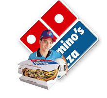 Dominos Pizza Coupon Code For August 2015 From Dominos.co.in