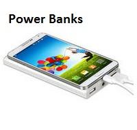 Power Banks 70% OFF + 50% Cashback From Paytm.com