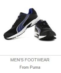 Puma Footwear Flat 50% OFF Starting Rs.1249 From Flipkart.com