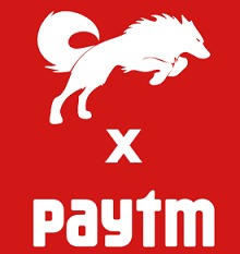 Redwolf - Rs. 3 PayTm Wallet Balance just Rs.1
