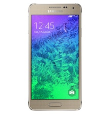 Samsung Galaxy Alpha Mobile Rs.27941 From Snapdeal.com