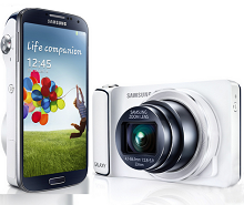 Samsung Galaxy SM-C1010 S4 Zoom Mobile Rs.16985 From Flipkart.com