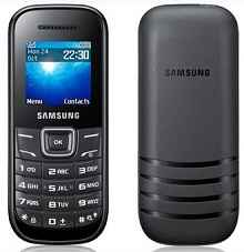 Samsung Guru GT-E1200 (Black) Rs.958 From Groupon