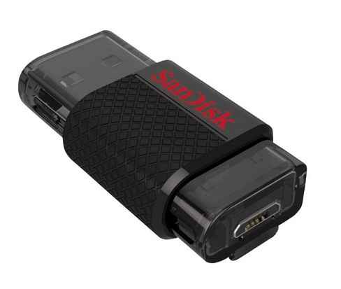 SanDisk Ultra 16GB Micro USB 2.0 OTG Pen Drive Rs.461 From Askmebazaar