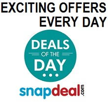 Snapdeal Deal of The Day - Pace Club Fragrances Buy 1 Get 1 Free Rs.197 & More Offers