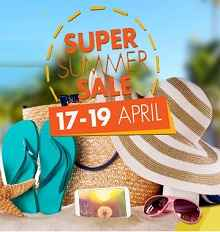 Snapdeal Super Summer Sale - Fashion, Electronics & More Upto 70% OFF