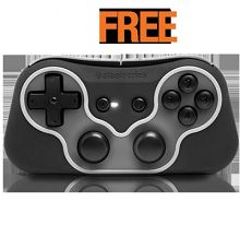 SteelSeries Free Mobile Wireless Gaming Controller Rs.2591 From Ebay.in