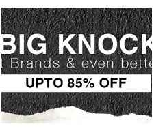 The Biggest Knockout : Upto 80% OFF on Fashion And Accessories at Limeroad