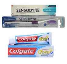 Toothpastes Flat 50% Cashback From Paytm.com