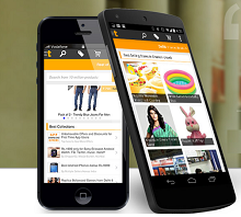 Tradus Extra Rs.50 OFF, Rs. 100 OFF & Rs.200 OFF Mobile Platform