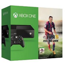 Xbox One Console (Free Game: FIFA 15 DLC) Rs.28590 From Amazon.in