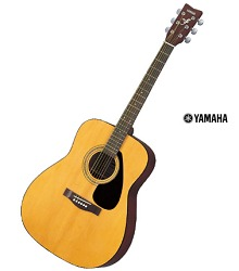 Yamaha Acoustic Guitar F310 (Natural) Rs.7521 From Snapdeal.com